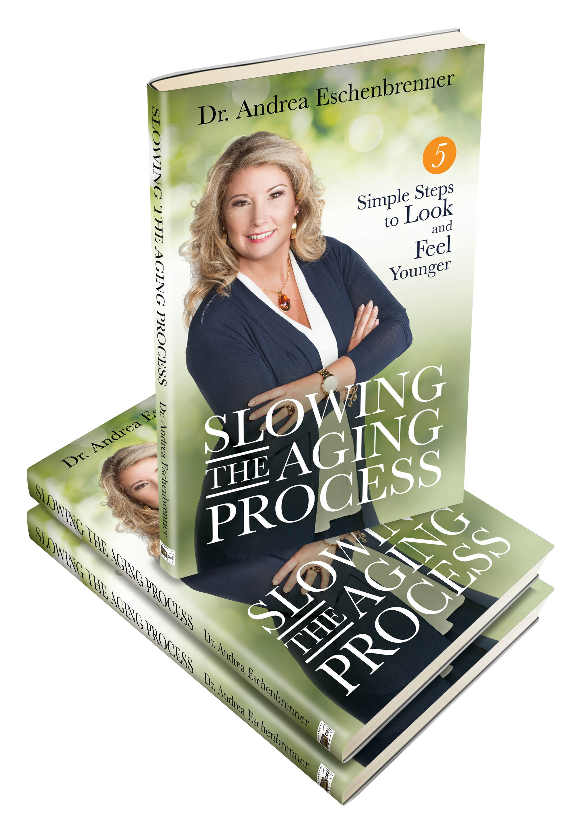 Slowing the Aging Process Book